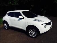 2013 Nissan Juke 1.5 dCi Acenta Hatchback 5dr Diesel Manual (109 g/km, 109