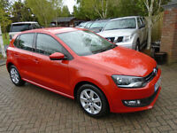 2012 62 Reg Volkswagen Polo 1.2TDI ( 75ps ) Match