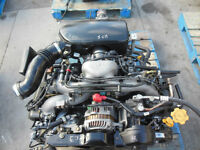 05-07 SUBARU LEGACY OUTBACK EJ20 ENGINE EJ25 FORESTER 2.5L ENGIN