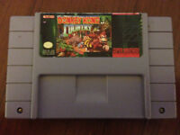 Selling Donkey Kong Country for SNES