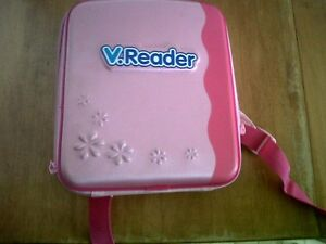 V tech V Reader back pack and 5 ebooks/Puzzles and Toys Kitchener / Waterloo Kitchener Area image 2