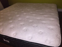 King sized mattress. Great condition. Only a year and a half old