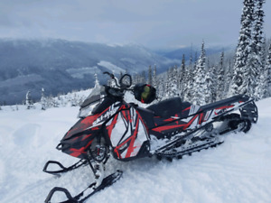 15 skidoo summit xm 163 t3 3 inch paddle