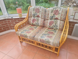 Conservatory Suite Furniture Sofa Chairs Stools Tables