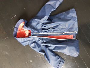 rain jacket & splash pants 18-24 months