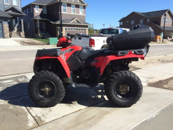 Used 2011 Polaris Sportsmen
