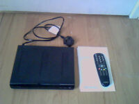 Goodmans GDB12 Freeview Box - Twin Scart, RGA Outputs, Remote Control and Instructions