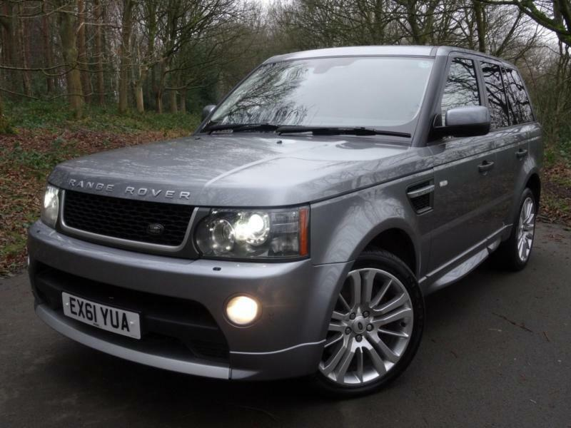2011 61 land rover range rover sport 3 0td v6 auto hse. Black Bedroom Furniture Sets. Home Design Ideas