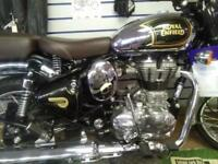 Royal Enfield Devon Classic Chrome 499cc new full range in stock demo bikes