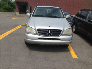 Mercedes-Benz ML320 en Bonne condition
