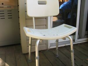 chair for showering London Ontario image 2