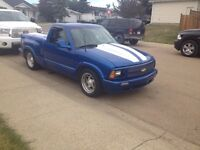 1996 Chevrolet S-10 V8 fast and fun