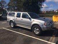 2004 Nissan Navara D22 Crew Cab