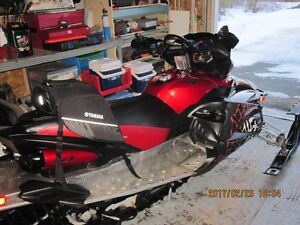 2007 yamaha apex for parts
