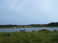 Two waterfront lots for sale - $35,000.00 each