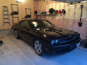 2010 Dodge Challenger R/T Coupe (2 door)