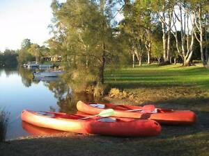 TUNCURRY LAKES RESORT CAMPING SITE - JANUARY 2017 West Wallsend Lake Macquarie Area Preview