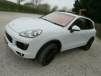 2016 66 PORSCHE CAYENNE 3.O TD + HUGE SPEC + PAN ROOF + RED LEATHER + BOSE + 21s