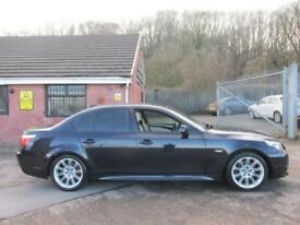 2009 09 BMW 5 SERIES 520D M SPORT 4 DR DIESEL