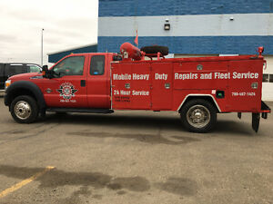 Mobile Mechanic Heavy Truck and Trailer Repairs Strathcona County Edmonton Area image 2