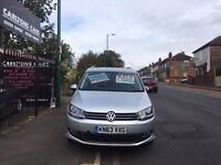 Volkswagen Sharan 2.0 TDI BlueMotion Tech SEL DSG 5dr