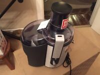 New Philips Juicer