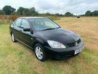 Mitsubishi Lancer 1.6 Equippe 4dr. 53,000 Miles And One Lady Owner Since 2008