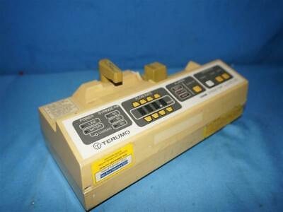 Terumo Stc-521 Stc521 Syringe Pump W Breakage