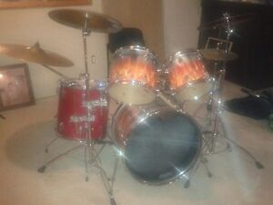 Designer Drum Kit