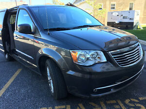 2016 Chrysler Town & Country Touring L Minivan, Van