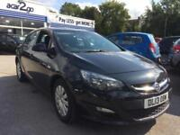 2013 Vauxhall ASTRA EXCLUSIV CDTI ECOFLEX S/S Manual Hatchback
