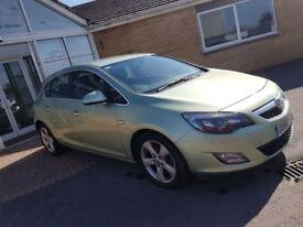 Vauxhall/Opel Astra 2.0CDTi 16v ( 160ps ) 2010MY SRi