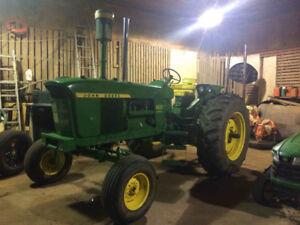 4020 John Deere Tractor