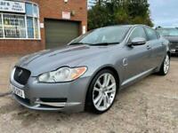 2010 Jaguar XF 3.0d V6 S Luxury 4dr AUTOMATIC, SAT NAV, REVERSE CAMERA, HEATED L