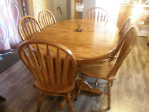 Dining Room Table for sale. Drop in Price!!