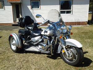 Trike Suzuki Intruder 1500