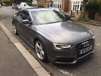 2012 AUDI A5 2.0 TDI S-LINE (FACELIFT) FULLY LOADED!!!