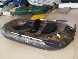 Kick Boat the best one man fly fishing boat/raft you will ever o