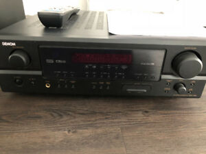Mission surround sound/Denon receiver