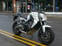 2016 16 Reg Honda CB650F only 3094 miles