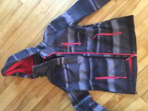 Manteau softshell femme