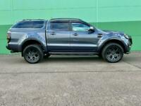 2021 Ford Ranger Seeker Raptor Pick Up Double Cab Wildtrak 2.0 EcoBlue 213 Auto