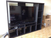 Beautiful TV unit (can fit up to 60 inch TV)