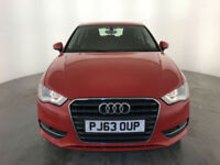 2013 63 AUDI A3 SE TDI DIESEL 1 OWNER SERVICE HISTORY FINANCE PX WELCOME