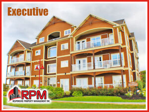 EXECUTIVE FURNISHED WATERFRONT CONDO WITH ELEVATOR!