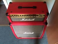 Rare red half stack Marshall for sale