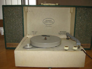 stereophonic marconi carrie player its old Peterborough Peterborough Area image 2