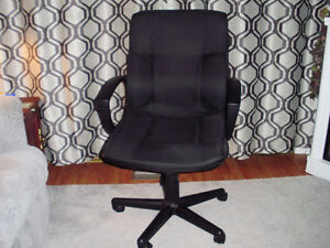 Office Chair (fabric) for Sale Cambridge Kitchener Area image 1