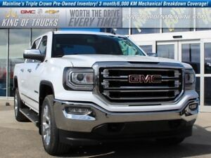 2017 GMC Sierra 1500 SLT | Low KMs | CD | Rear Vision Camera
