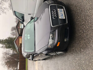2006 Audi A3 2.0t - 6speed manual